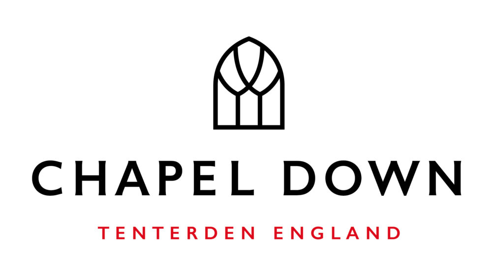 NEW Chapel Down logo 2017 white background