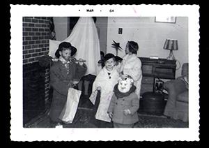 Family photo, 1964